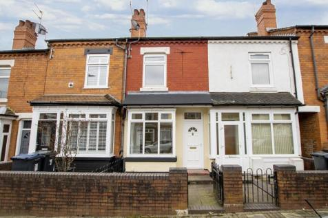 Milner Road, Birmingham, B29. 2 bedroom terraced house