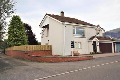 Morgans Rock, Lovers Loan, Dollar. 4 bedroom detached house for sale