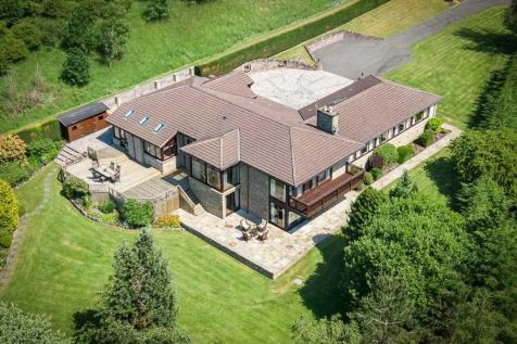 Holeburn House, Old Muckhart Road, Dollar. 6 bedroom detached house for sale