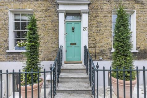 Circus Street, London, SE10. 6 bedroom terraced house