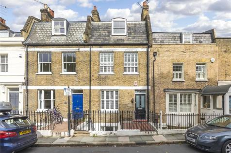 Maidenstone Hill, London, SE10. 4 bedroom terraced house