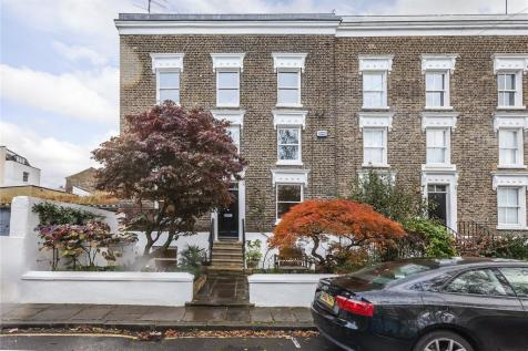 Crooms Hill Grove, London, Greater London, SE10. 4 bedroom end of terrace house