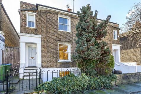 Guildford Grove, London, SE10. 2 bedroom semi-detached house