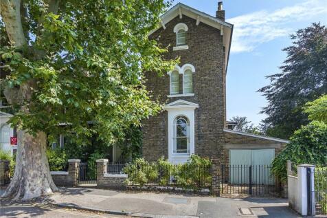 Church Terrace, London, SE13. 4 bedroom semi-detached house