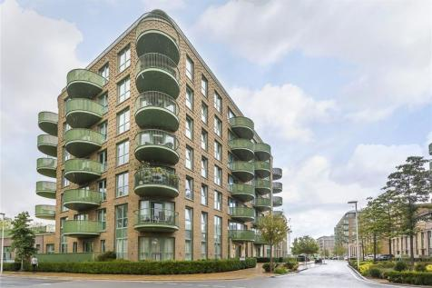 Grayston House, 1 Ottley Drive, London, SE3. 2 bedroom flat