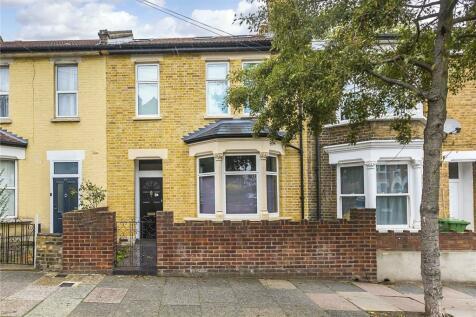 Delafield Road, London, SE7. 4 bedroom terraced house for sale