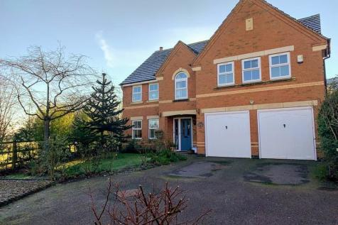 Tolethorpe Close, Oakham. 5 bedroom detached house for sale