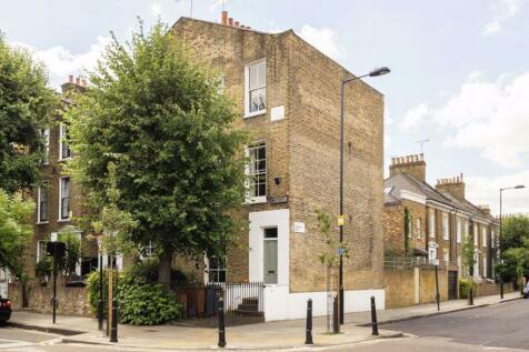 Malvern Road, London Fields. 4 bedroom terraced house