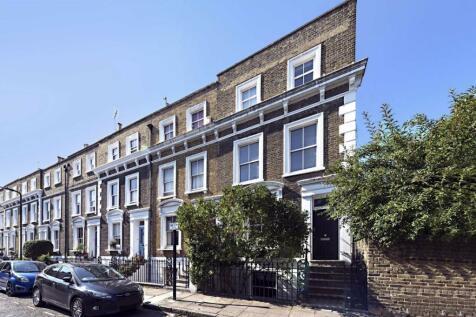 Fremont Street, London Fields. 4 bedroom terraced house