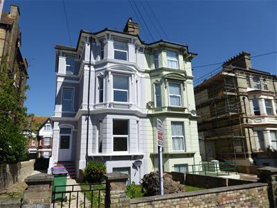 Connaught Road, Folkestone. 6 bedroom semi-detached house
