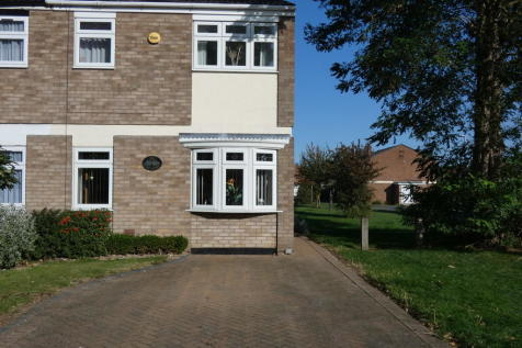 Kempston MK42. 3 bedroom semi-detached house