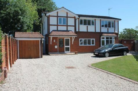 Chase House Gardens, Emerson Park, Hornchurch, RM11. 5 bedroom detached house for sale