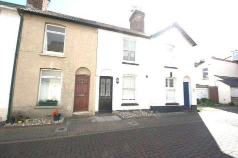 Fountain Street, Whitstable, CT5. 2 bedroom terraced house
