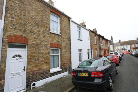 Montague Road, Ramsgate, CT11. 2 bedroom terraced house