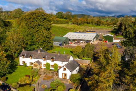 Craigllwyn, Oswestry. 5 bedroom detached house for sale