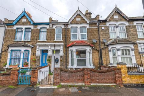 Cairo Road, Walthamstow. 4 bedroom terraced house for sale