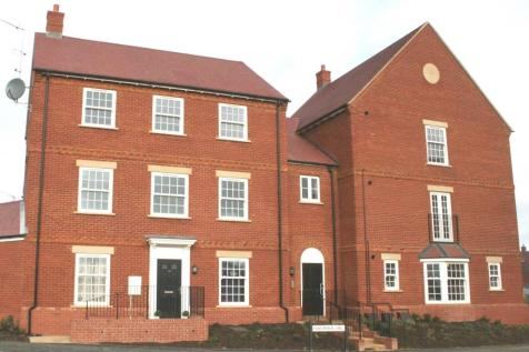 Hardwick Hill, BANBURY. 2 bedroom flat