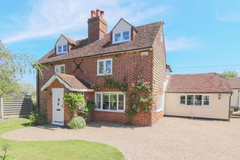 Nackington Road, Canterbury. 5 bedroom detached house