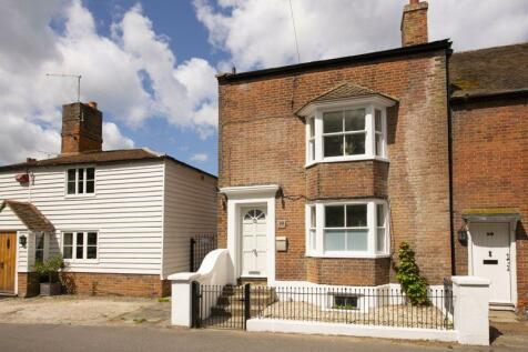 Littlebourne. 3 bedroom terraced house