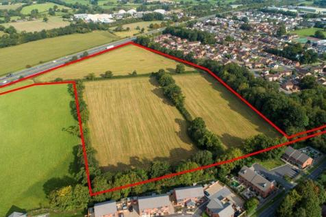 Land at Meadow Park, Land at Meadow Park, Willand EX15 2SH. Land for sale