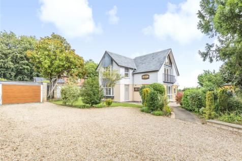 Bagley Wood Road, Kennington, Oxford, OX1. 5 bedroom detached house