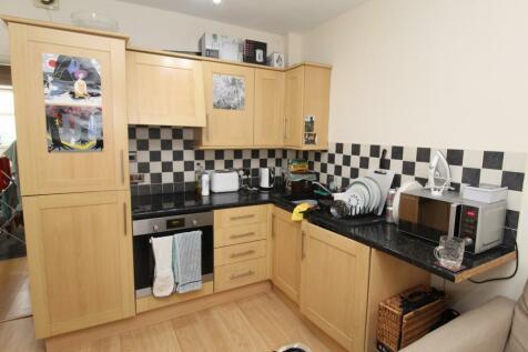 Rhymney Court, Rhymney Street, Cathays. 1 bedroom flat