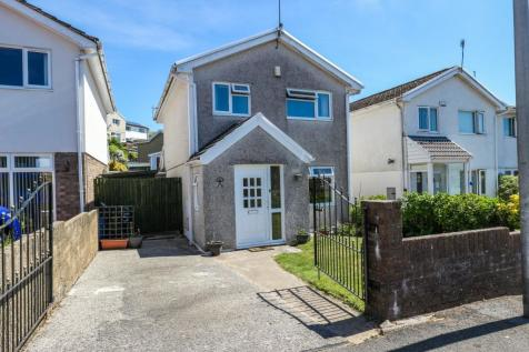 Brecon Rise, Pant, Merthyr Tydfil. 3 bedroom detached house