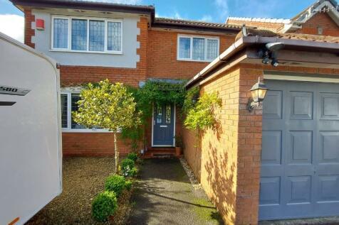 Calluna Close, Merthyr Tydfil, South Glamorgan, Merthyr Tydfil (County of), CF48. 4 bedroom detached house for sale