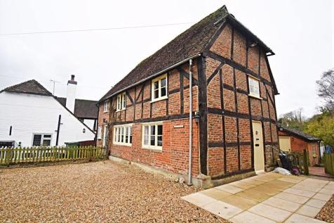 The Street, Old Basing Village. 2 bedroom semi-detached house