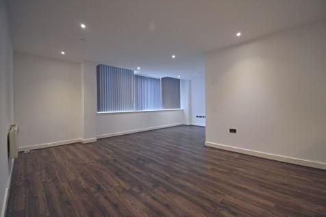 7th Floor Churchill Place, Basingstoke. 2 bedroom flat