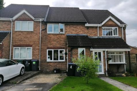 Foxley Close, Warminster. 2 bedroom terraced house
