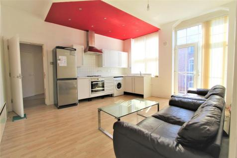 Time House, Duke Street, Leicester LE1. 2 bedroom apartment