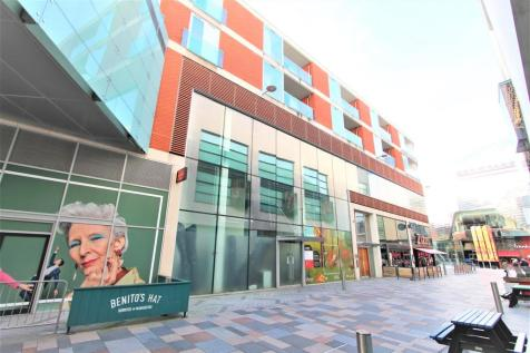 The Circus, Highcross Lane, Leicester LE1. 2 bedroom apartment for sale