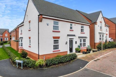Thorneycroft Way, Crewe, Cheshire. 4 bedroom detached house for sale