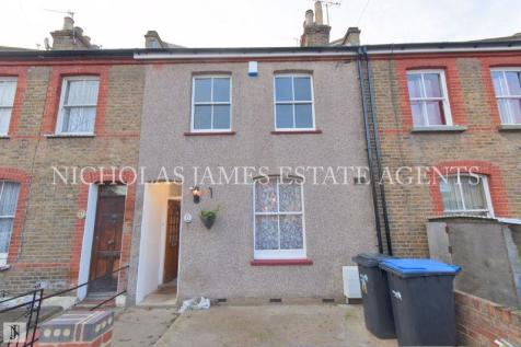 Percival Road, Enfield, London EN1. 2 bedroom terraced house