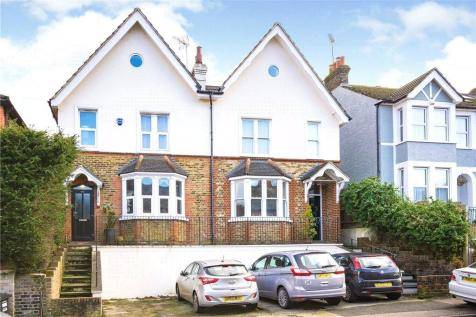 Croydon Road, Caterham, Surrey. 5 bedroom semi-detached house