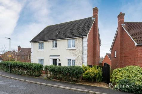 The Swale, Three Score, Norwich. 5 bedroom detached house for sale