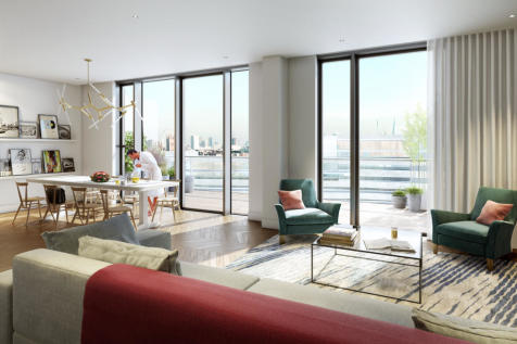 #1360, Boiler House, Battersea Power Station. 2 bedroom apartment for sale