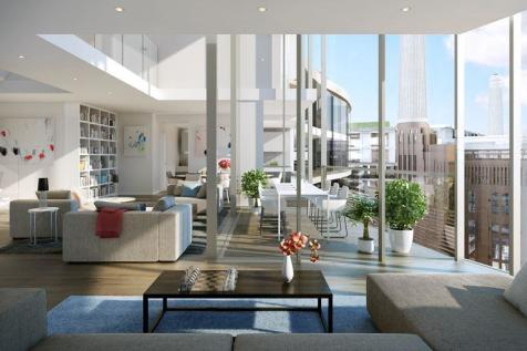 #5248, CORE A, Battersea Power Station. 3 bedroom apartment for sale