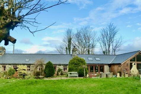 Llanystumdwy, Criccieth, Gwynedd, LL52. 5 bedroom detached house for sale