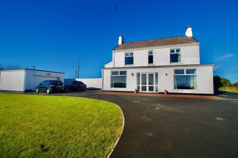 Burwen, Anglesey, LL68. 7 bedroom detached house for sale