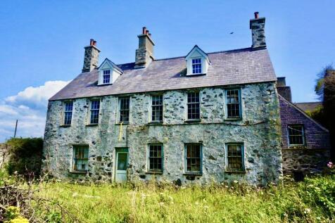 Llanfairynghornwy, Holyhead, LL65. 11 bedroom detached house