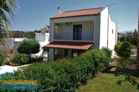 Almyrida, Chania, Crete. 3 bedroom villa