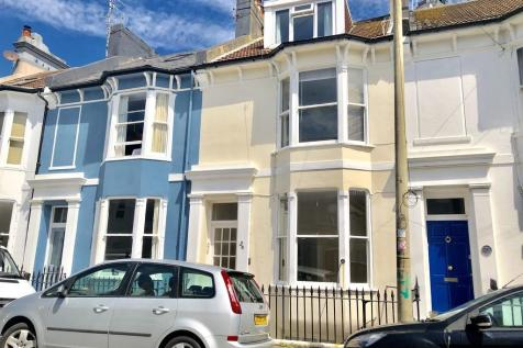 Sudeley Street, Brighton. 1 bedroom maisonette