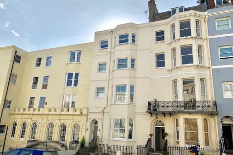 Lower Rock Gardens, Brighton. 1 bedroom apartment