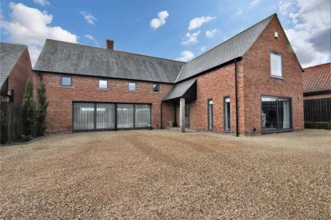 Rectory Lane, Hotham, YO43. 5 bedroom detached house for sale