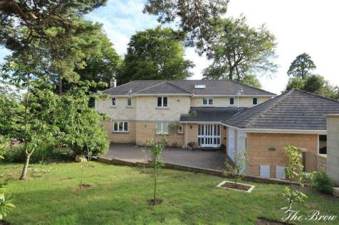 The Brow, Church Road, Combe Down, Bath. 6 bedroom detached house for sale