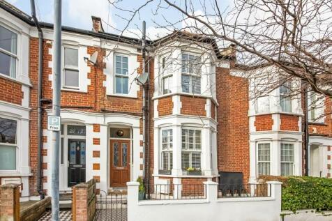 Sherington Road London SE7. 4 bedroom terraced house for sale