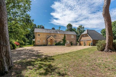 West Stow, Bury St. Edmunds. 5 bedroom house for sale