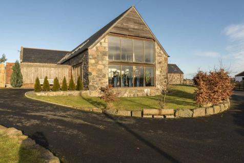 Brooms Farm Lethenty, , Inverurie, AB51 0HT. 6 bedroom farm house for sale